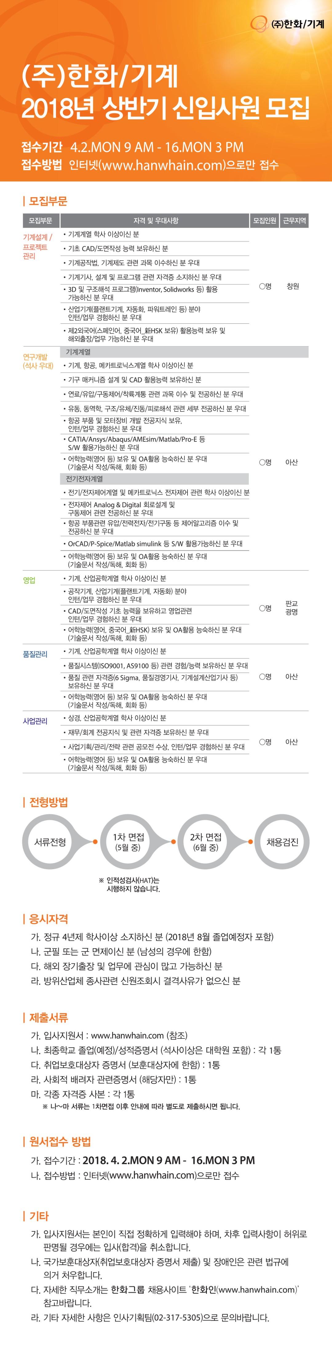 [한화기계] 2018 상반기 신입사원 모집요강(최종).jpg
